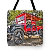 Model T Delivery Tote Bag