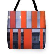 Modern Architecture Tote Bag