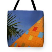 Modern Architecture Tote Bag