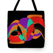 Modern Art 2 Tote Bag