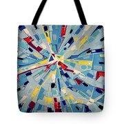 Modern Art One Tote Bag