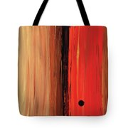 Modern Art - The Power Of One Panel 1 - Sharon Cummings Tote Bag