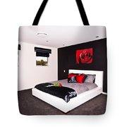 Modern Bedroom Tote Bag