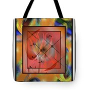Modern Colours #2 Tote Bag