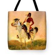 Modern Comanche 1890 Tote Bag