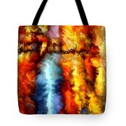 Modern Composition 05 Tote Bag