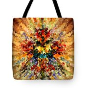 Modern Composition 10 Tote Bag