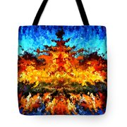 Modern Composition 11 Tote Bag