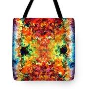 Modern Composition 12 Tote Bag