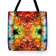 Modern Composition 12 Tote Bag