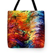 Modern Composition 14 Tote Bag