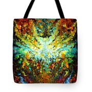 Modern Composition 16 Tote Bag
