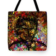 Modern Composition 25 Tote Bag