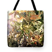 Modern Composition 28 Tote Bag