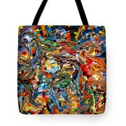 Modern Composition 29 Tote Bag