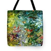 Modern Composition 31 Tote Bag