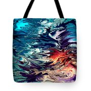 Modern Composition 32 Tote Bag