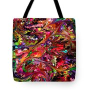 Modern Composition 34 Tote Bag