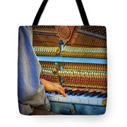 Modern Day Organist Tote Bag