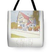 Modern Design Tote Bag