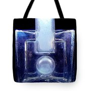 Modern Design Vase Tote Bag