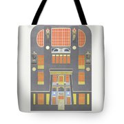 Modern Designs Tote Bag