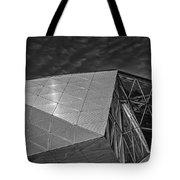 Modern Detail Mono Tote Bag