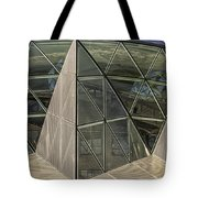 Modern Detail Panorama Tote Bag