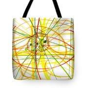 Modern Drawing Thirteen Tote Bag
