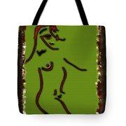 Modern Eygptian Tote Bag