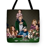 Modern Family Tote Bag