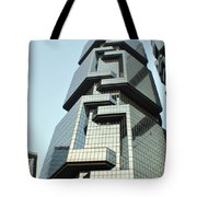 Modern Hong Kong  Tote Bag