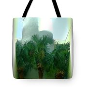 Modern Hotel Of Old Florida Tote Bag