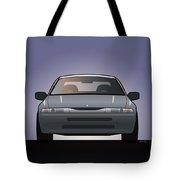 Modern Japanese Icons Subaru Alcyone Svx Tote Bag