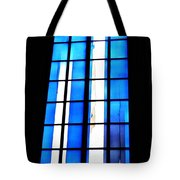 Modern Johannes Schreiter Window Mainz 2 Tote Bag