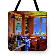 Modern Kitchen Iceland Tote Bag