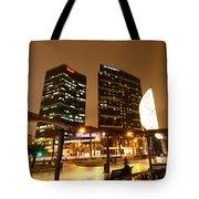 Modern Lima Tote Bag