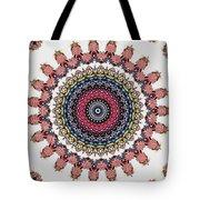 Modern Mandala Art 28 Tote Bag
