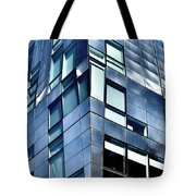 Modern Ny Building Tote Bag