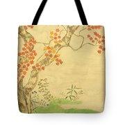 Modern Reflection Of Sakai Hoitsu Tote Bag