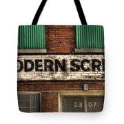 Modern Screw Tote Bag