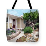 Modern Suburban House Hayward California 26 Tote Bag