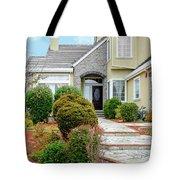 Modern Suburban House Hayward California 32 Tote Bag