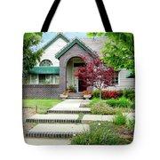 Modern Suburban House Hayward California 33 Tote Bag