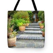 Modern Suburban House With Succulent Garden Hayward California 34 Tote Bag