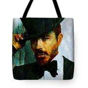 Modern Van Gogh Xiii Tote Bag