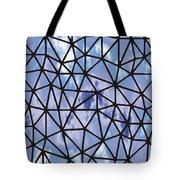 Modern Web Tote Bag