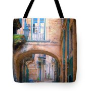 Modica Street Tote Bag