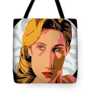 Modigliani Modern 2 Tote Bag