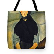 Modigliani: Woman, 1918 Tote Bag